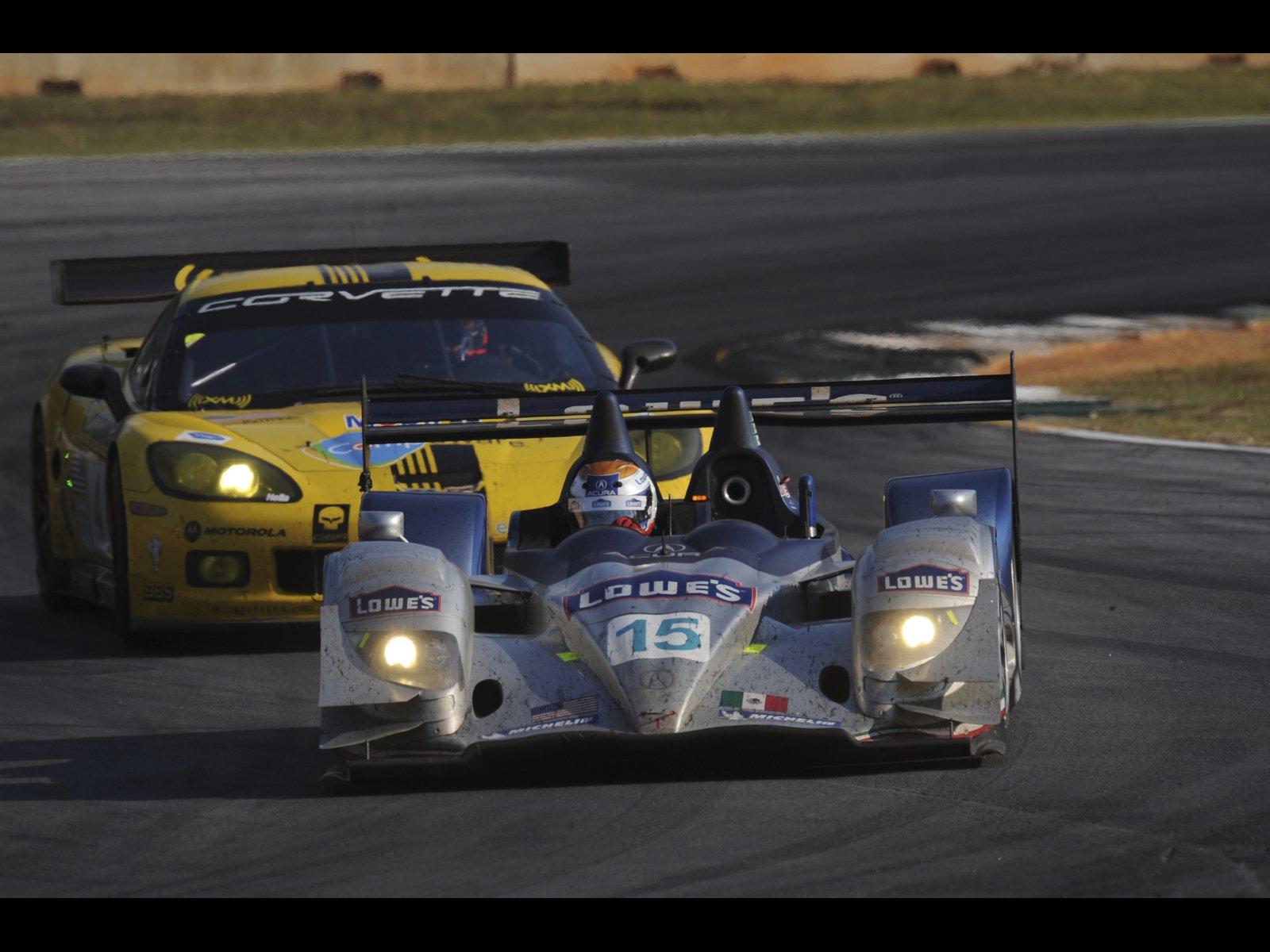 ALMS Petit LE Mans 2008 15
