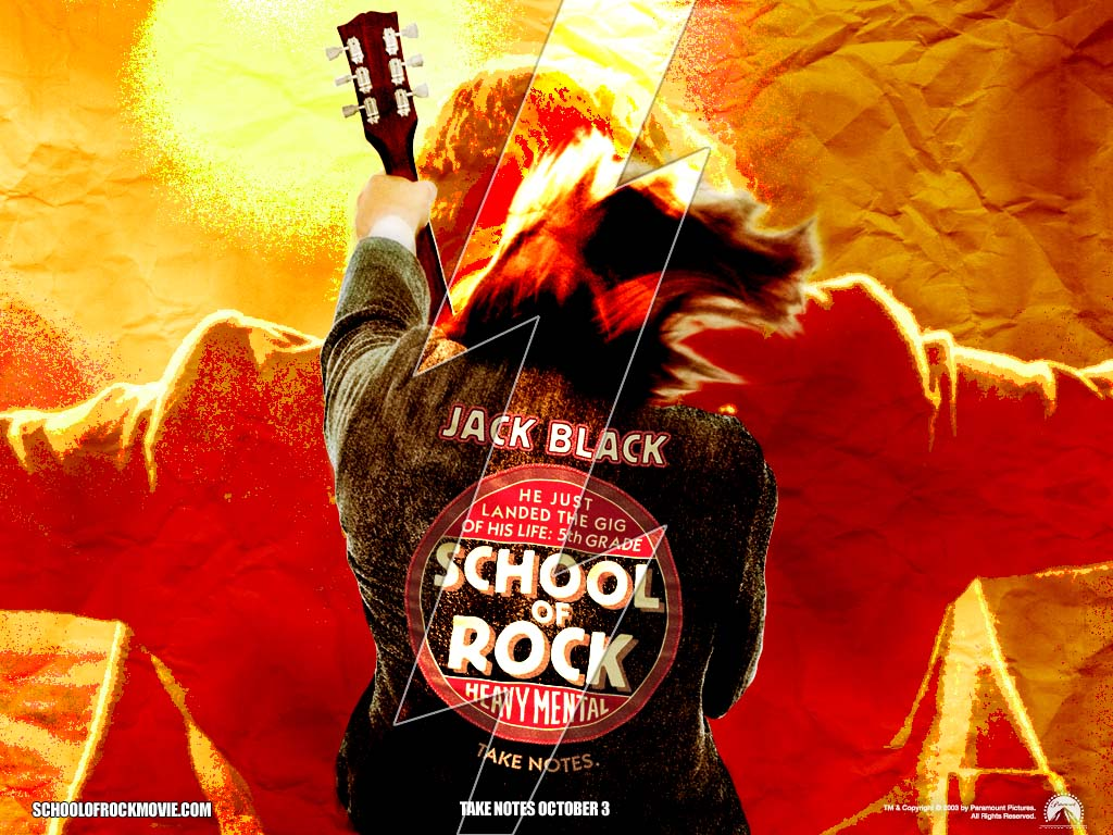School Of Rock Wallpapers